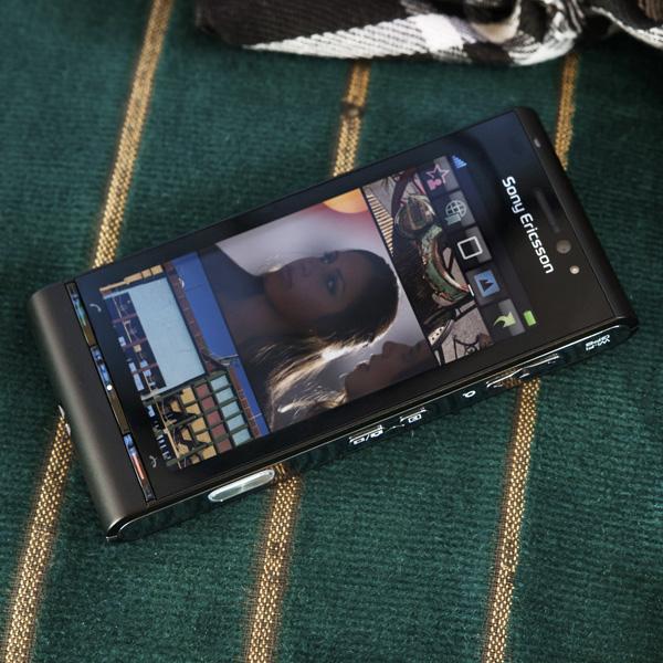 New Free Sony Ericsson U1i Satio Software Download